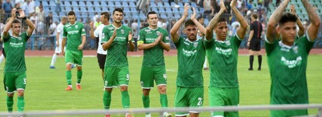 «Карпати» програли «Динамо» в останньому матчі 2018 року