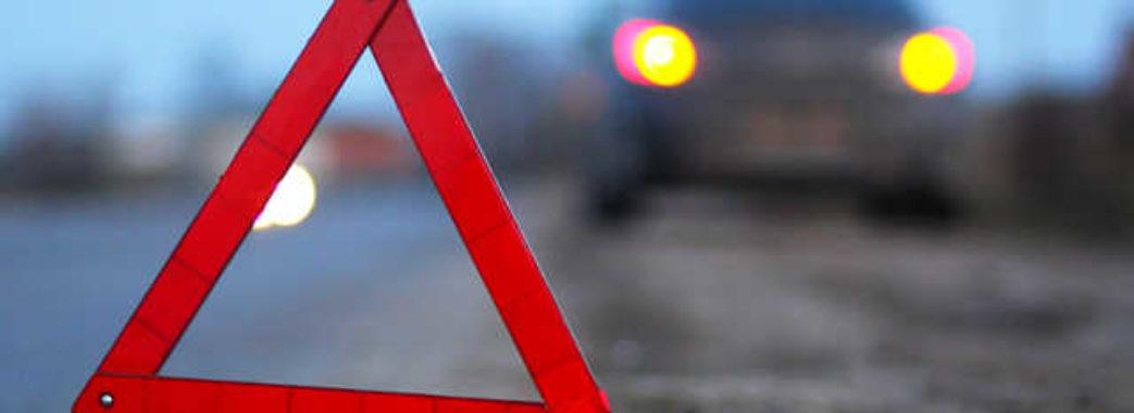 На Пустомитівщині внаслідок ДТП постраждало п`ятеро осіб