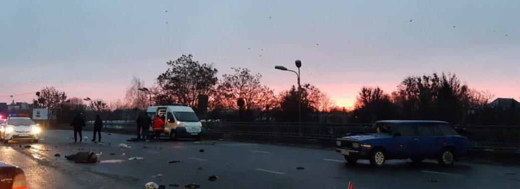 На Скнилівському мості – смертельна аварія