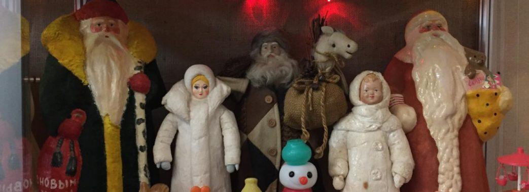 У львівському музеї іграшок стартує новорічна виставка