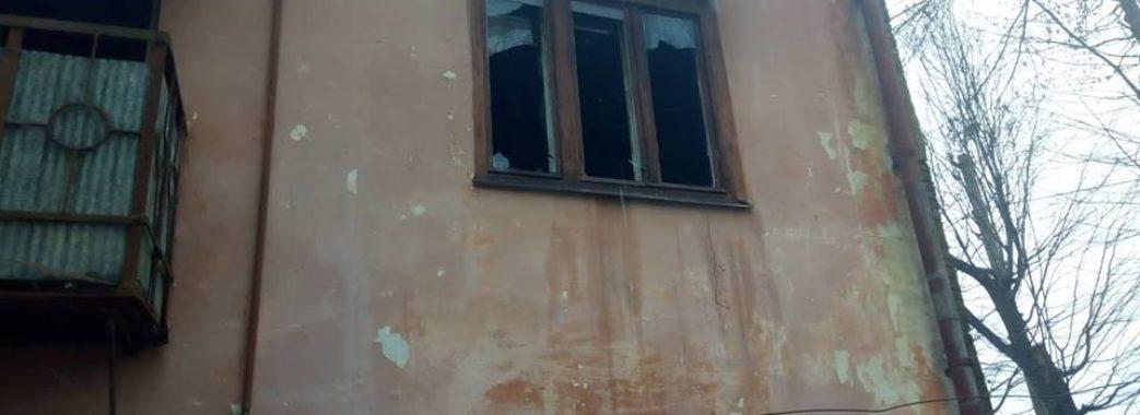 У Бориславі майже вщент згоріла квартира