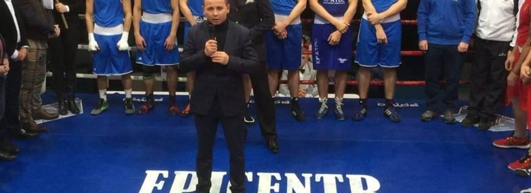 У Львівській області стартував турнір з боксу серед чоловіків