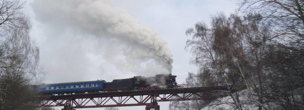 Львів'ян запрошують покататись на ретро-поїзді