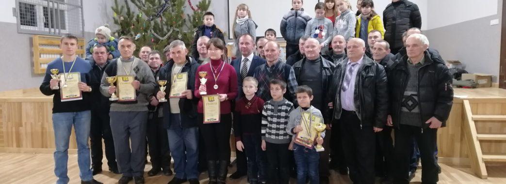 На Яворівщині провели турнір з шашок пам'яті Героя Небесної Сотні
