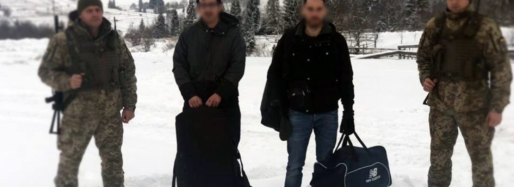 Французи везли з України контрабандні сигарети