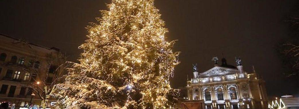 Театралізоване дійство відбудеться у новорічну ніч в центрі Львова