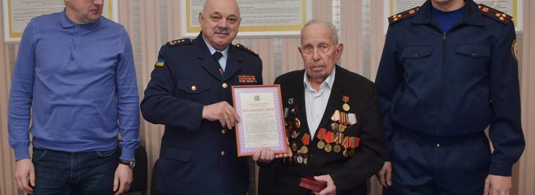 «У мене не було в лексиконі матірних слів» – трускавецький рятувальник святкує 100-річчя