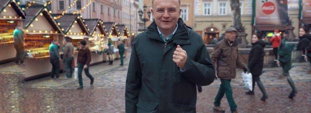 """""""Наступний буде кращий!"""" – мер Львова привітав усіх з прийдешнім святом"""
