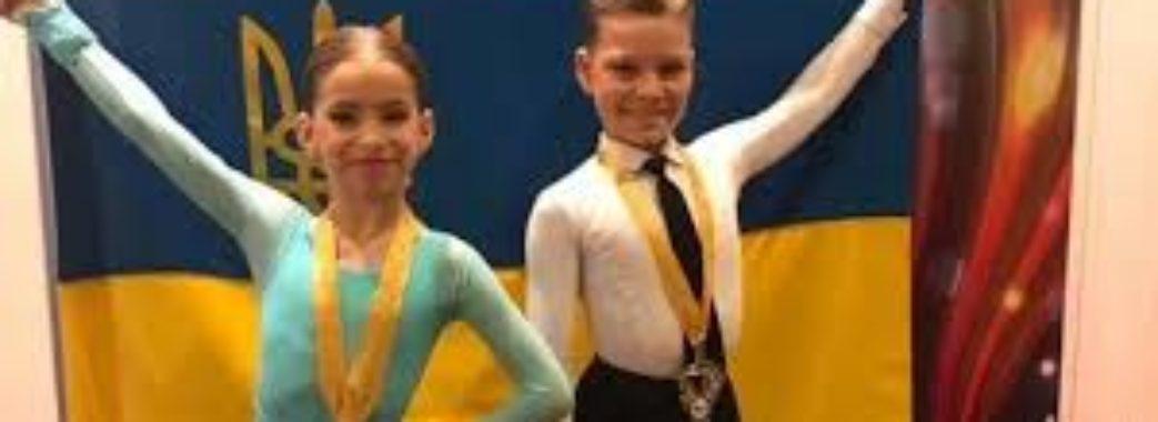 9-річні стрийські танцюристи стали абсолютними чемпіонами світу