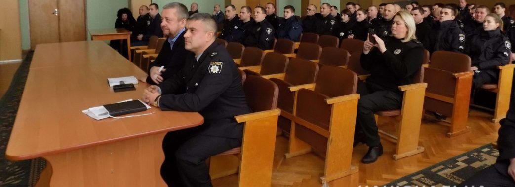 На Самбірщині та Старосамбірщині нові очільники поліції