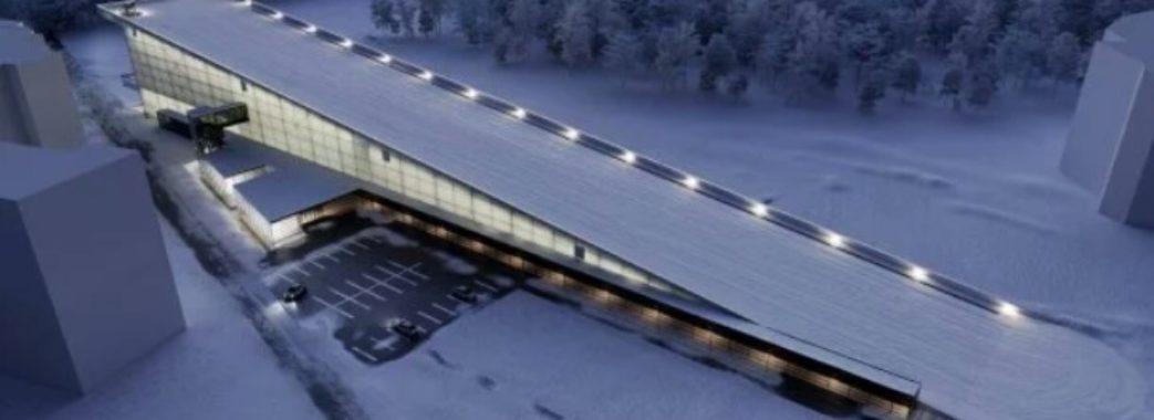 Тендер на будівництво нового Палацу спорту у Львові скасували