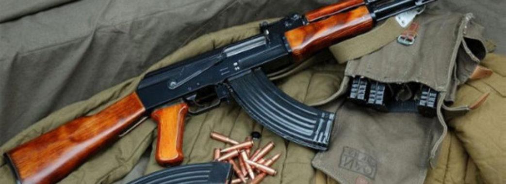 Військового з яворівської частини засудили на 5 років: украв зброю