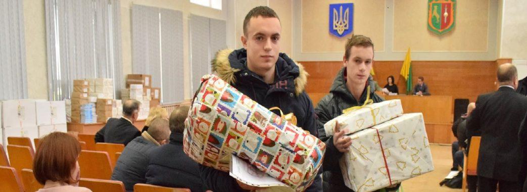 Дітям-сиротам зі Старосамбірщини подарували дві квартири