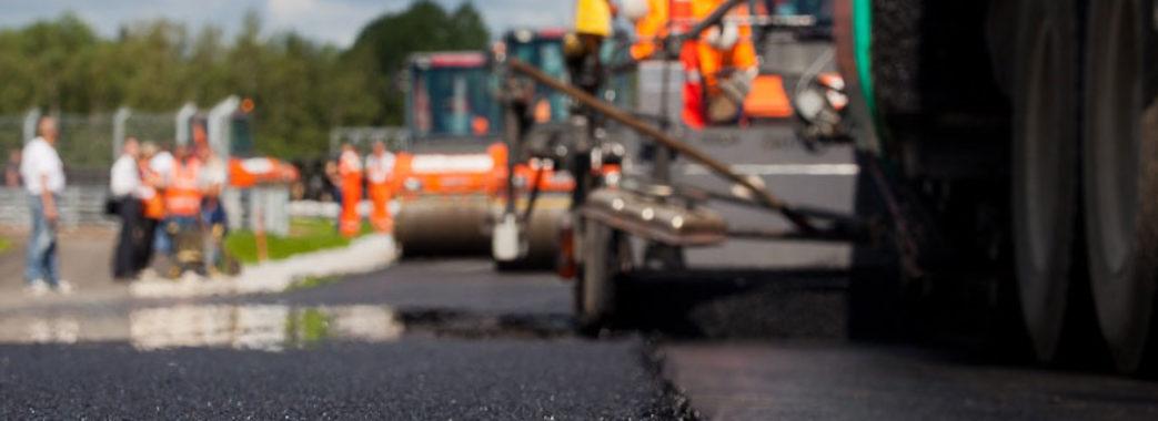На Старосамбірщині модернізують дорогу до майбутнього пункту пропуску