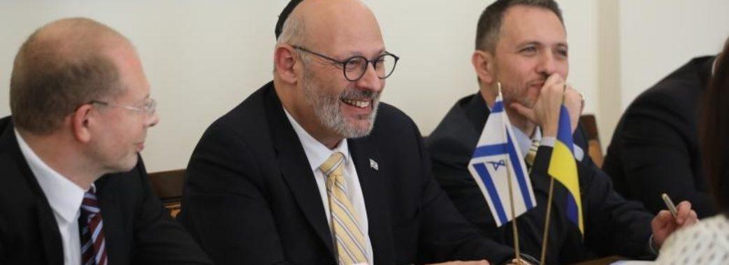 Посол Ізраїлю негативно відгукнувся про вшанування Бандери
