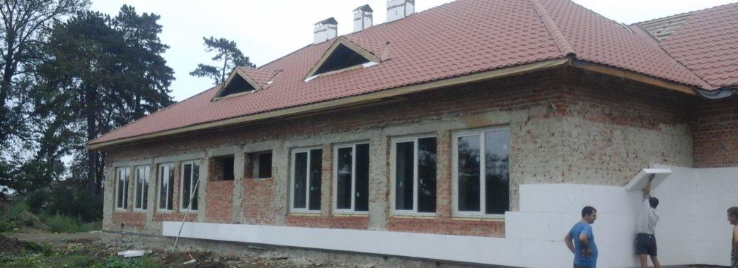 На Стрийщині відкрили садок за 12 мільйонів гривень