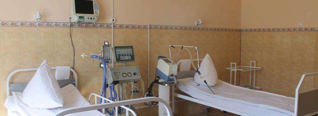 У лікарнях на Львівщині на 900 ліжко-місць стало менше