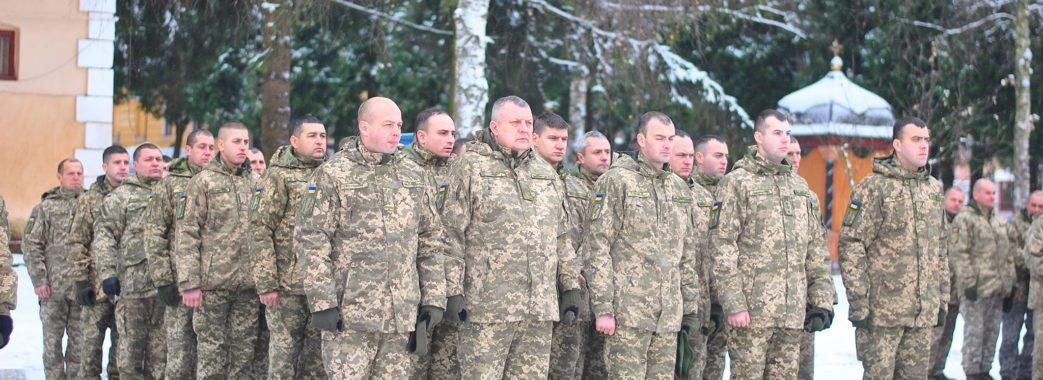 Самбірчани вирушили до Косова у складі миротворчої місії