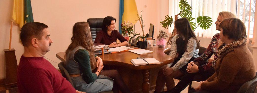 У Старосамбірському районі урядують школярі