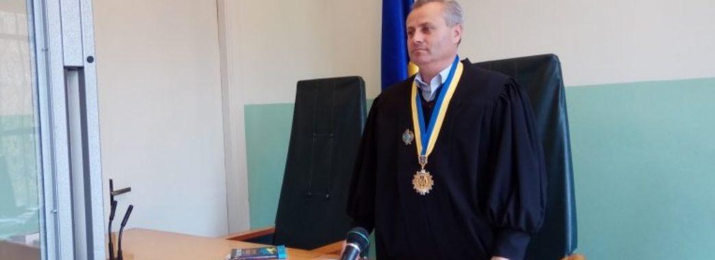 Турківського суддю Луку Кріля затримали на хабарі