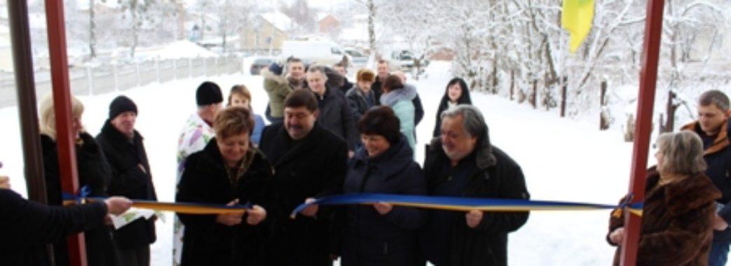 На Жовківщині відкрили оновлений ФАП