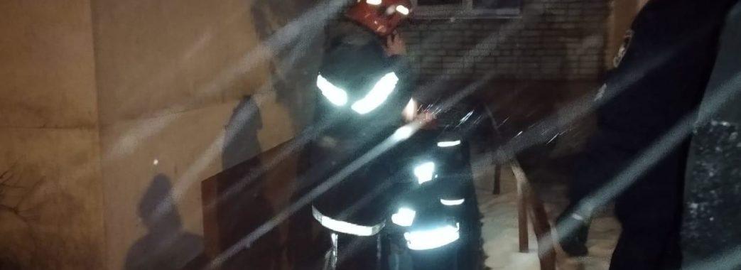Через вибух у підвалі львівського будинку постраждав сантехнік