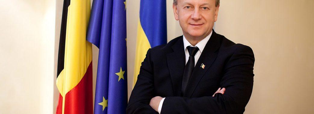 У Львові чоловік побив почесного консула Бельгії