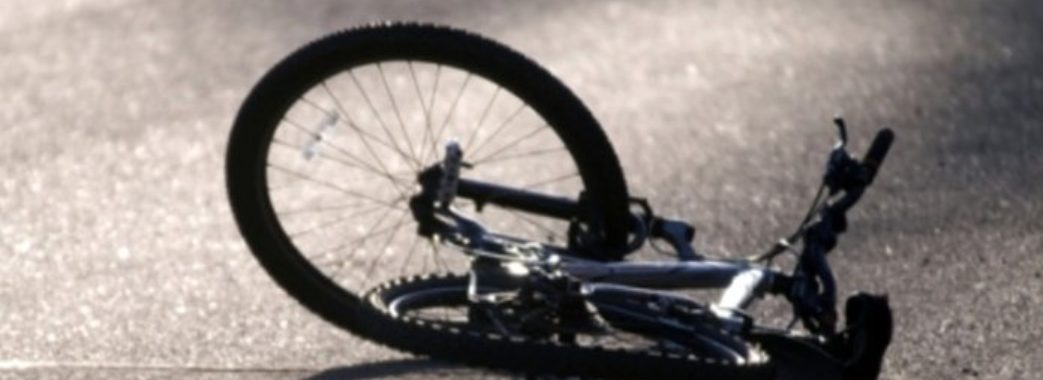 Полісмена з Буська, який збив жінку на велосипеді, суд звільнив від покарання