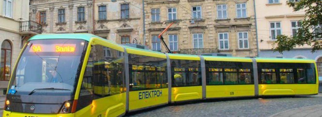 На Водохреща у Львові частково змінять трамвайні маршрути