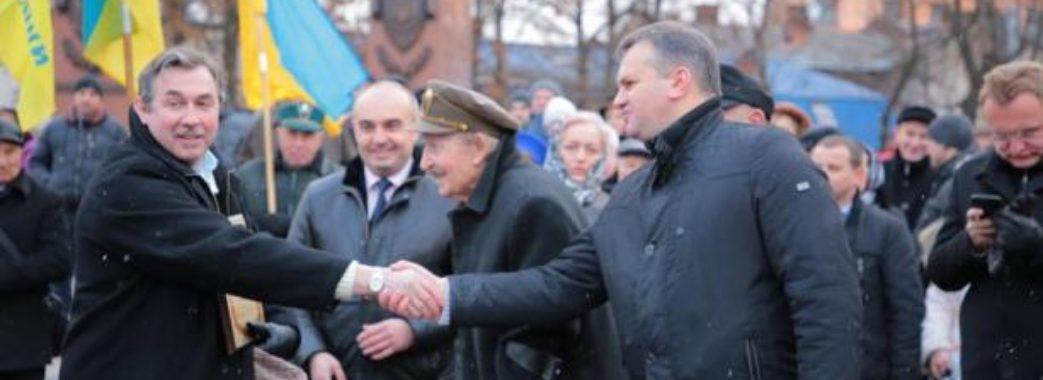 Дрогобичанина Василя Ільницького відзначили премією імені Степана Бандери