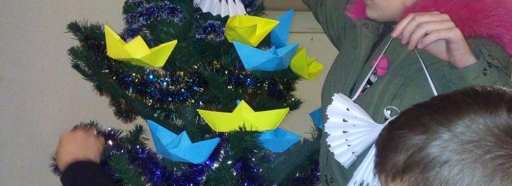 Яворівчани приєдналися до міжнародного флешмобу «Синьо-жовтий корабель»