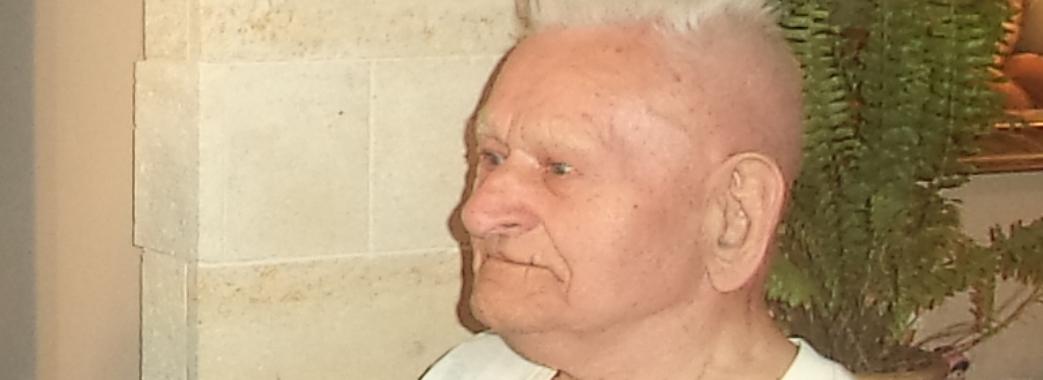У Винниках поховали Почесного довгожителя міста Ігоря-Юрія Маркевича