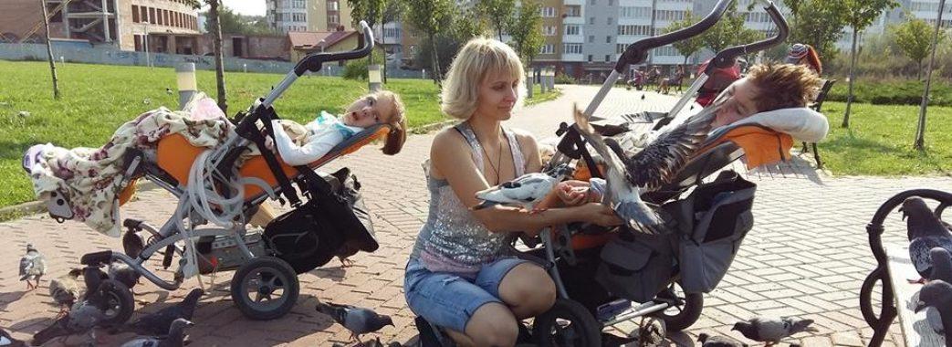Львів'янка просить підтримати петицію, яка допоможе дітям з рідкісною недугою