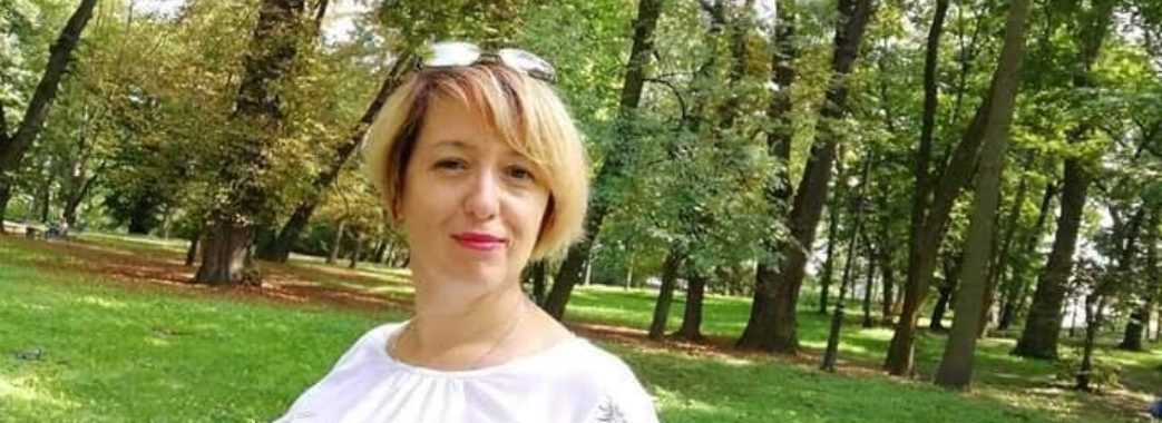 """Наталка Добрянська: """"Це день-нагадування про те, що моя країна – єдина"""""""