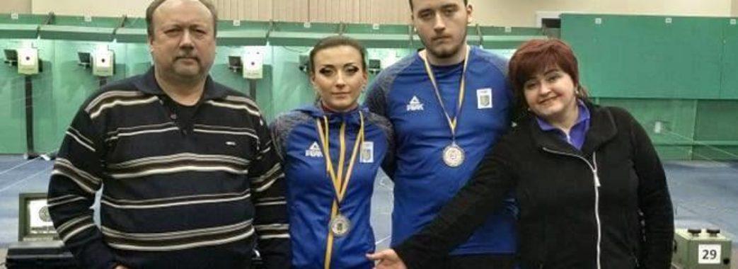 Львівські кульовики здобули 9 комплектів нагород у командних змаганнях