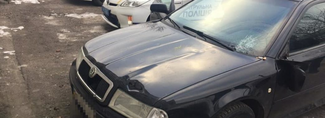 На Жовківщині водій збив маму з дитиною та поїхав додому
