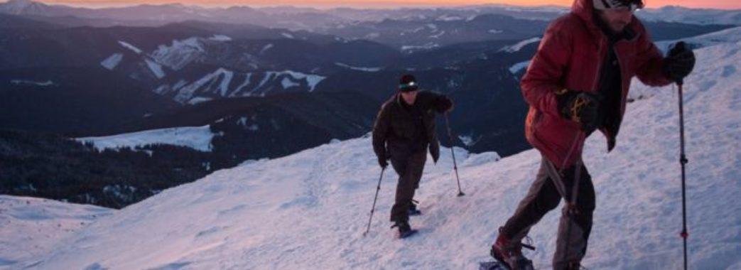 Львівські рятувальники  спустили з гори Високий Верх восьмирічну дівчинку