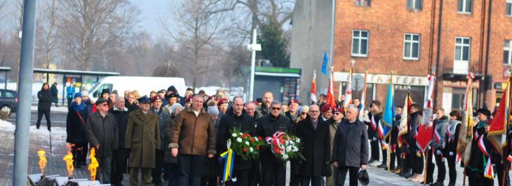 Делегація з Самбора вшанувала жертв Голокосту у Освенцімі