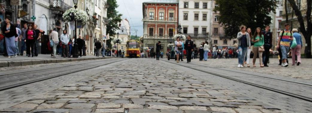Львів'янин просить зберегти історичну бруківку на всіх вулицях міста