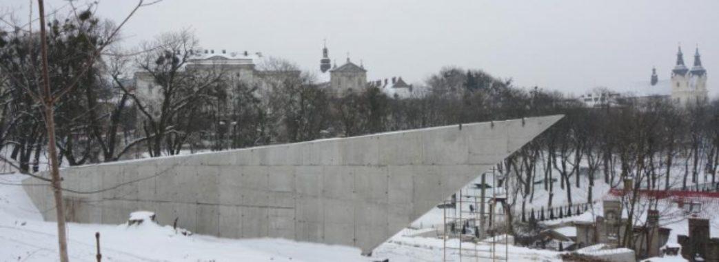 Героїв Небесної Сотні у Львові вшанують Меморіалом пам'яті за 11 мільйонів гривень