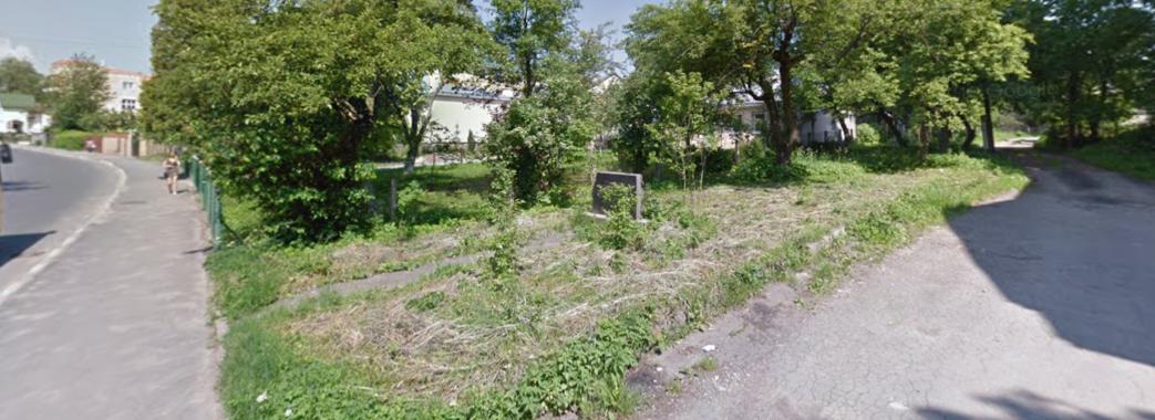 Дрогобиччани просять зберегти сквер колишньої садиби Коссаків
