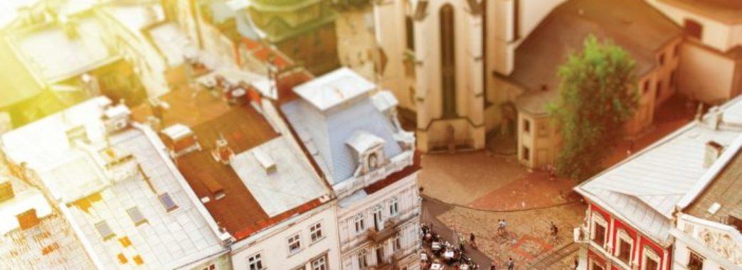 Львів на першому місці серед українських міст, де найкраще жити