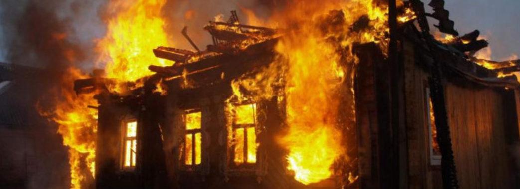 У новому році на Львівщині під час пожеж загинуло 8 людей
