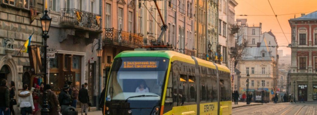 У Львові планують прокласти нові лінії трамвайних та тролейбусних маршрутів