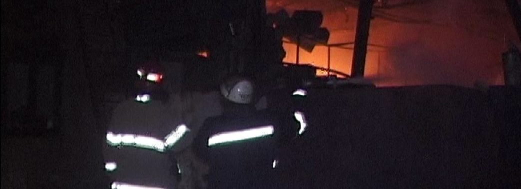 За одну ніч від будівельного магазину у Кам'янка-Бузькому районі нічого не залишилося