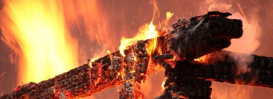Чоловік згорів у власному будинку на Старосамбірщині