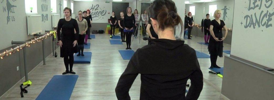У Львові вчать балету пенсіонерів