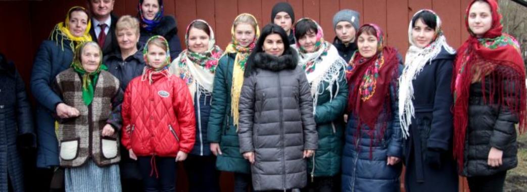 Меланія Ванько зі Сокальщини відсвяткувала 102-ий день народження