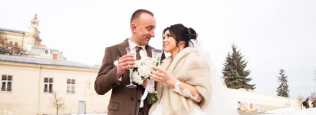 Напередодні Дня Валентина львівські оперуповноважені відгуляли весілля
