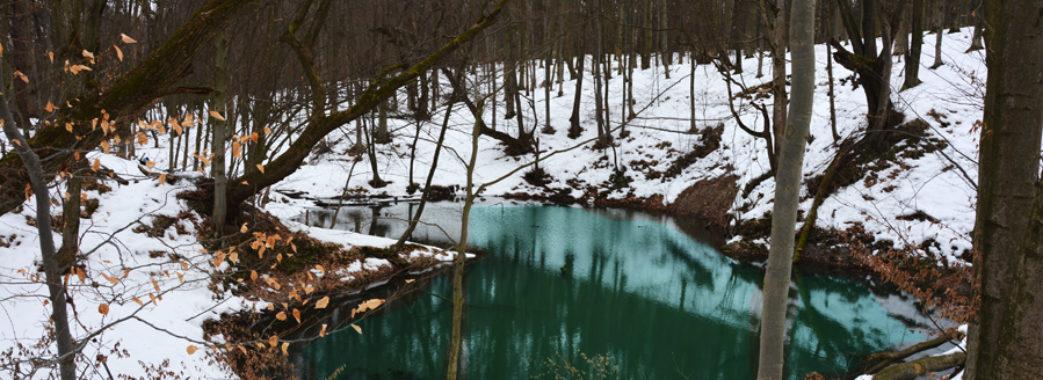 Унікальні карстові водойми на Бродівщині знову повноводні